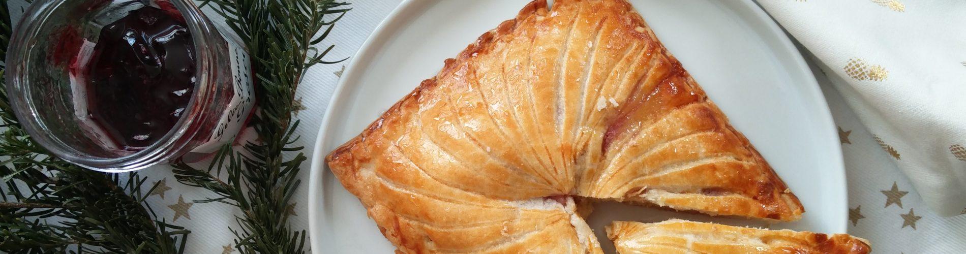 Galette des rois sans gluten, pâte feuilletée maison, crème d'amandes