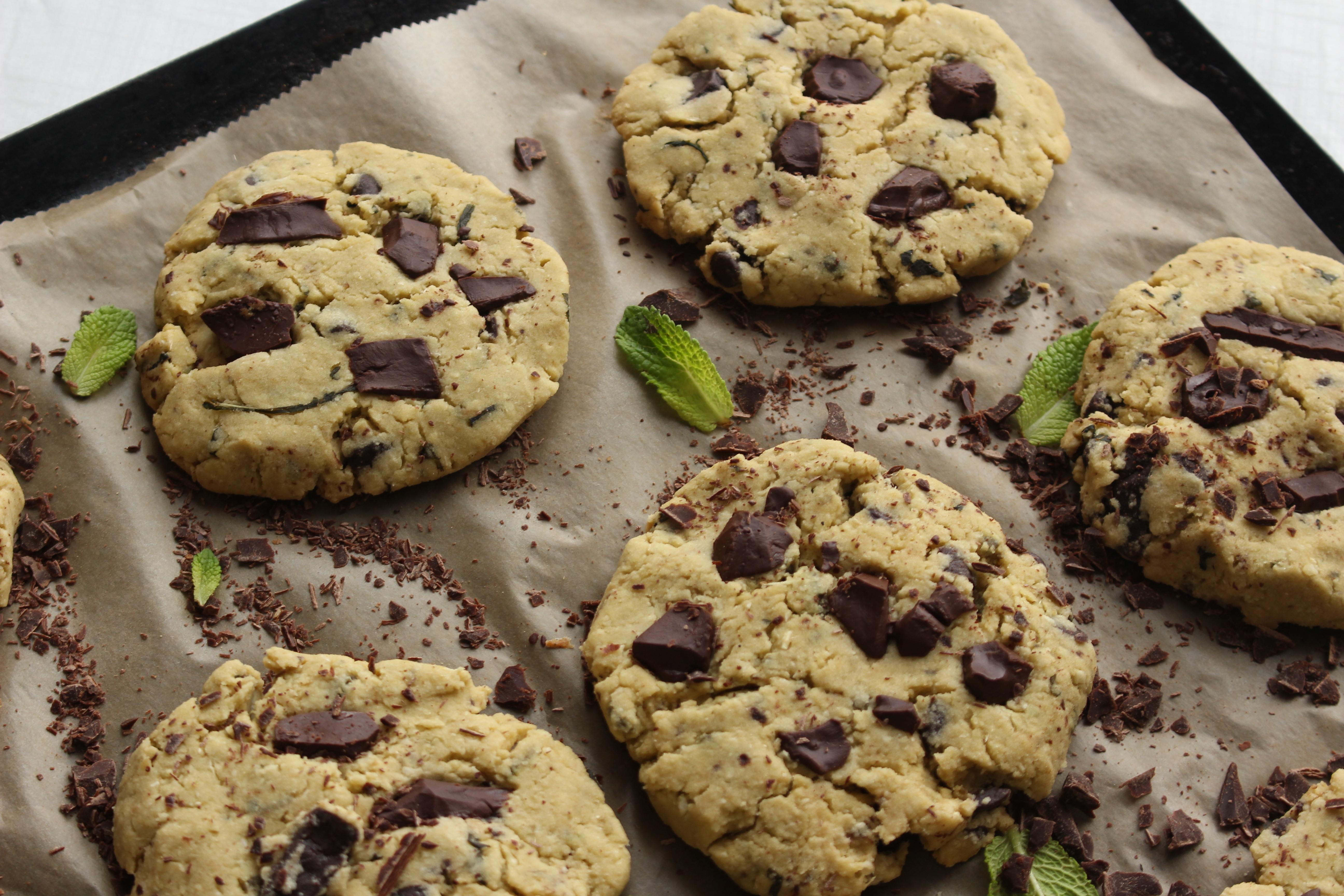 cookies à la farine de manioc