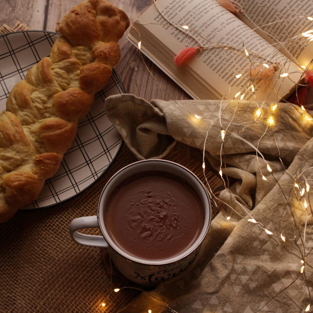 chocolat chaud créole